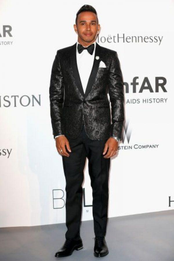 Lewis Hamilton tiene 30 años Foto:Getty Images