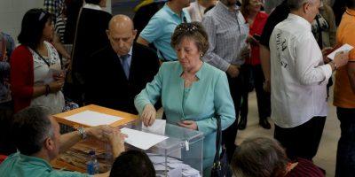 Así transcurrieron las elecciones municipales y regionales Foto:Getty Images