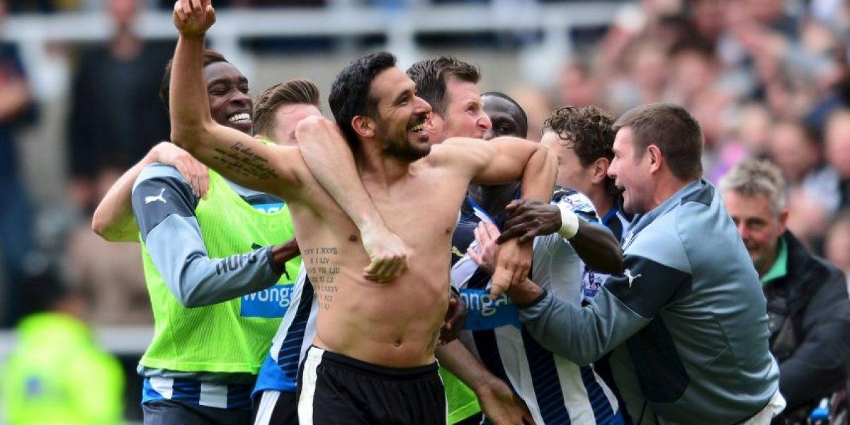 ¡Héroe! Este futbolista superó el cáncer y salvó a su club del descenso