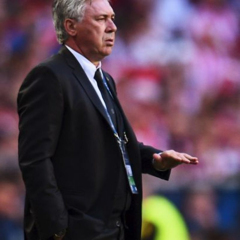 "Con los ""Merengues"" ganó la Champions League, Supercopa de Europa y Mundial de Clubes en 2014. Foto:Getty Images"