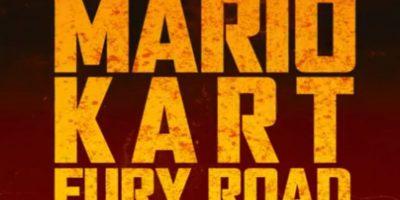"""A continuación les presentamos los elementos del videojuego """"Mario Kart"""" en el tráiler oficial de la película de """"Mad Max"""" Foto:Kris Sundberg/YouTube"""
