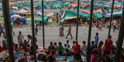 Se busca atender al menos un millón de personas dentro del los grupos más afectados. Foto:Getty Images