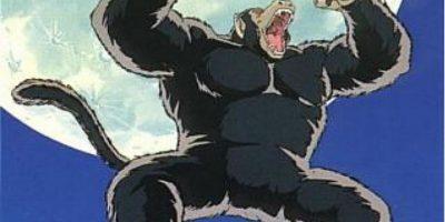 "Ozaru. Los simios gigantes en los que se convierte la raza Saiyajin en la serie animada ""Dragon Ball"" Foto:Wikicommons"
