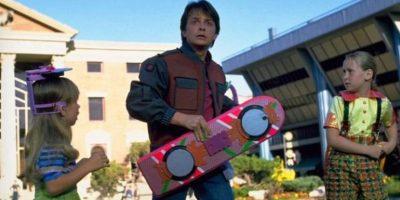 """La primera idea se dio en la segunda entrega de la saga de películas """"Volver al Futuro"""" Foto:Universal Pictures"""