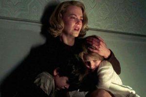 Una historia de suspenso y terror, sobre una madre aprensiva (Nicole Kidman), la cual tenía dos hijos Foto:Cruise-Wagner Productions