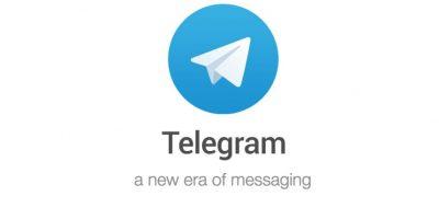 Telegram, la competencia de WhatsApp va a la delantera en cuanto a stickers en los mensajes Foto:Telegram