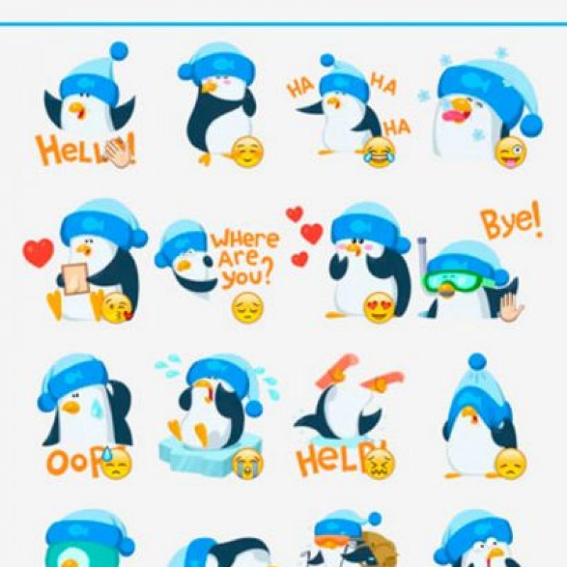 Penguins Foto: Telegram