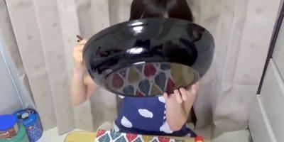 ¿Encuentran su hazaña loable? Foto:vía Youtube/Yuka Kinoshita