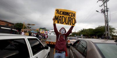 Convocó a la sociedad venezolana a formar parte de la manifestación masiva del 30 de mayo. Foto:AP