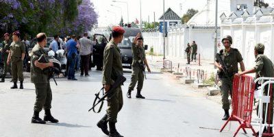 Un tiroteo en un cuartel militar dejó a siete militares muertos. Foto:AFP