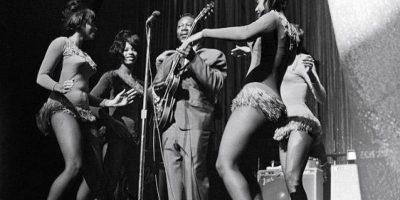 B.B. King nació en Mississippi Foto:vía facebook.com/bbking