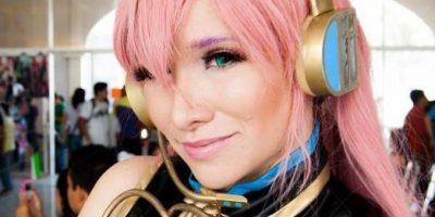 """Hacer cosplay no es para aquellos que quieren estar en una """"tribu urbana"""" ni para """"desadaptados"""". Foto:vía Facebook/Liz Sakura"""