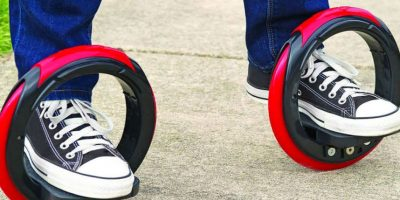 Patinetas circulares horizontales Foto:Hammacher.com