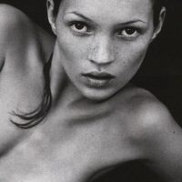 ¿Quién no la recuerda en Calvin Klein? Foto:vía Calvin Klein