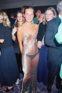Kate Moss era todo una joya en los años 90. Foto:vía Getty Images