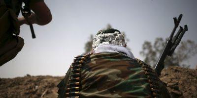 ISIS les da a sus militantes hasta mil 500 dólares para la boda, vivienda y luna de miel. Foto:Getty Images
