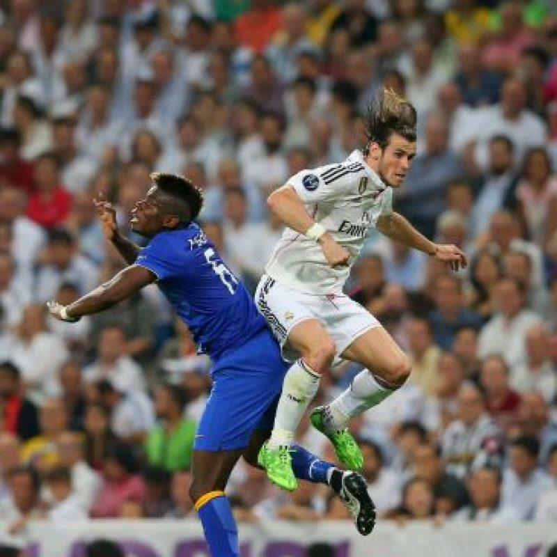 El francés de 22 años surgió del Manchester United, equipo con el que debutó profesionalmente en 2011. Foto:AFP