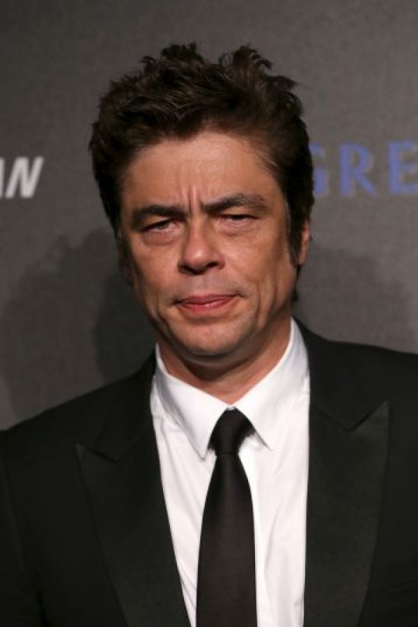 Benicio del Toro Foto: Getty Images