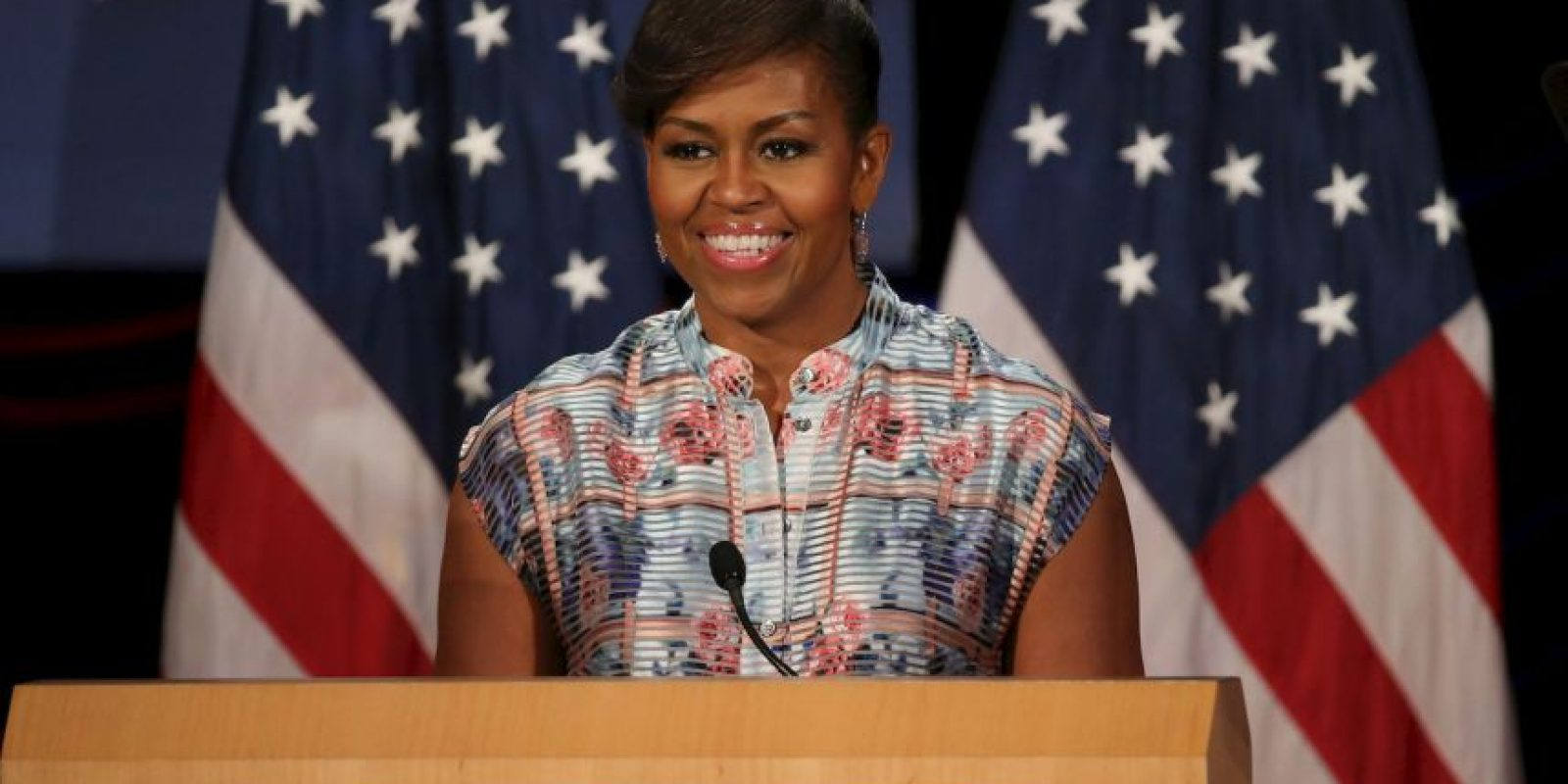 Michelle Obama (2015) Foto:Getty Images