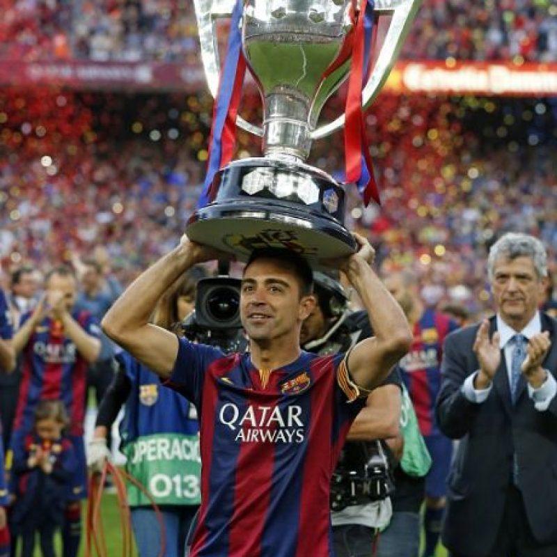 El ídolo del Barça vive momentos especiales en su vida. Foto:Getty Images