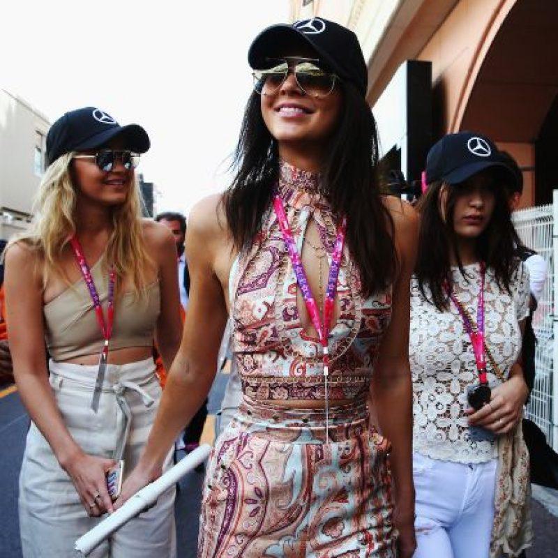 Kris Jenner considera que Lewis podría ser lo que la carrera de su hija necesita, asegura una fuente. Foto:Getty Images