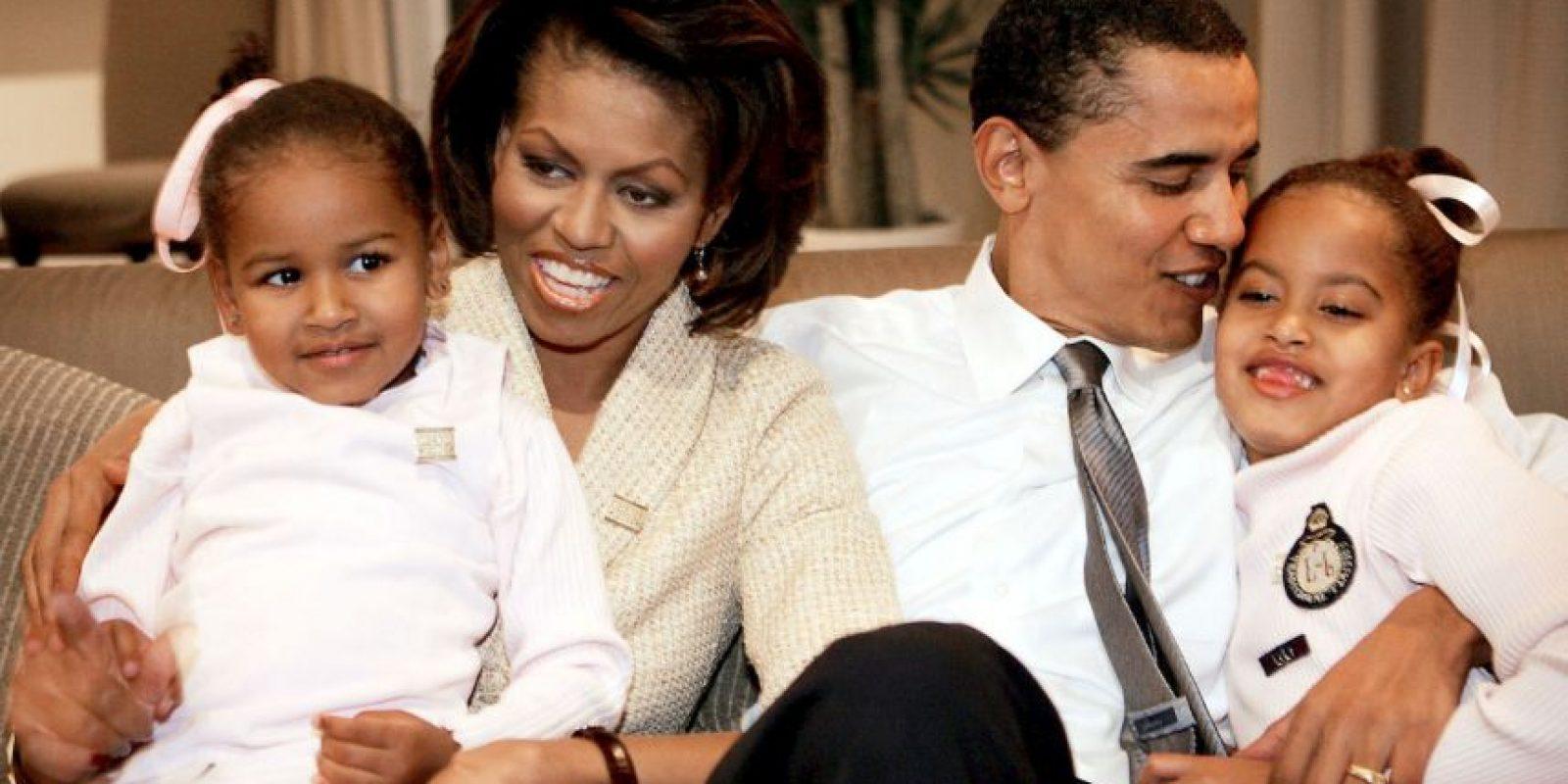 4. Michelle Obama, primera dama de Estados Unidos (2004) Foto:Getty Images