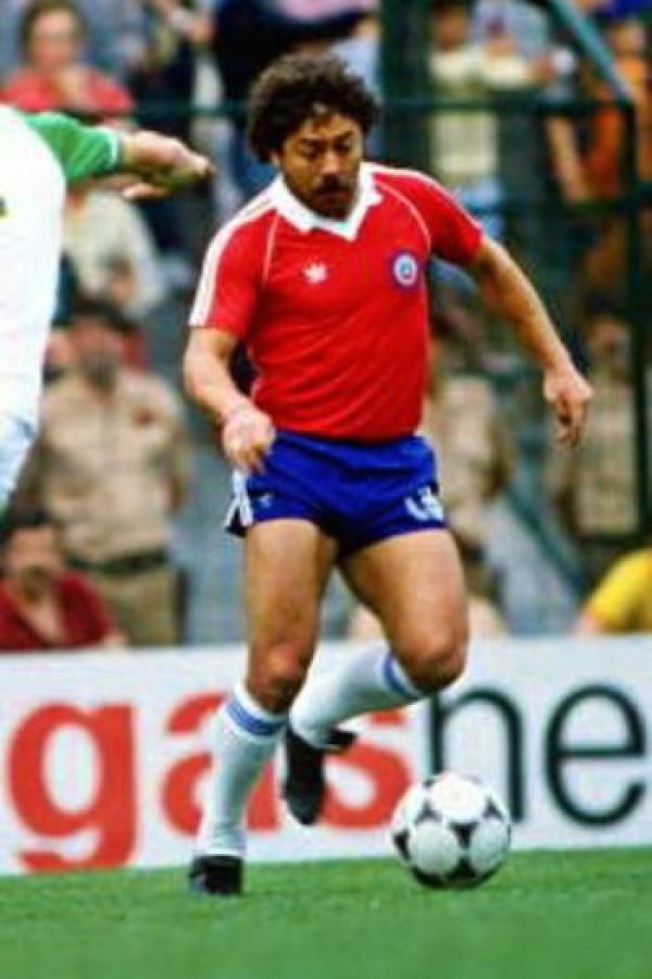 8. Carlos Caszely (Chile) Foto: Getty Images