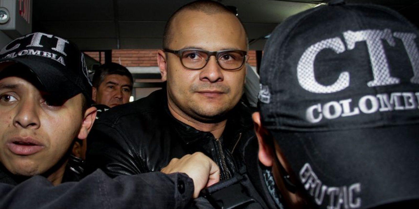 Hacker Andrés Sepúlveda. Foto:Archivo