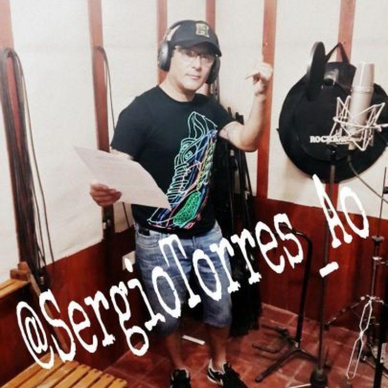 Del cantante argentino Sergio Torres. Foto:Vía twitter.com/sergiotorres_ao