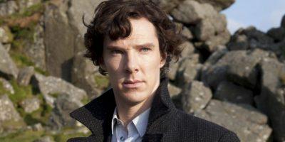 """Y también a """"Sherlock"""" y su brutal inteligencia. Los sapiosexuales son más. Foto:vía BBC"""