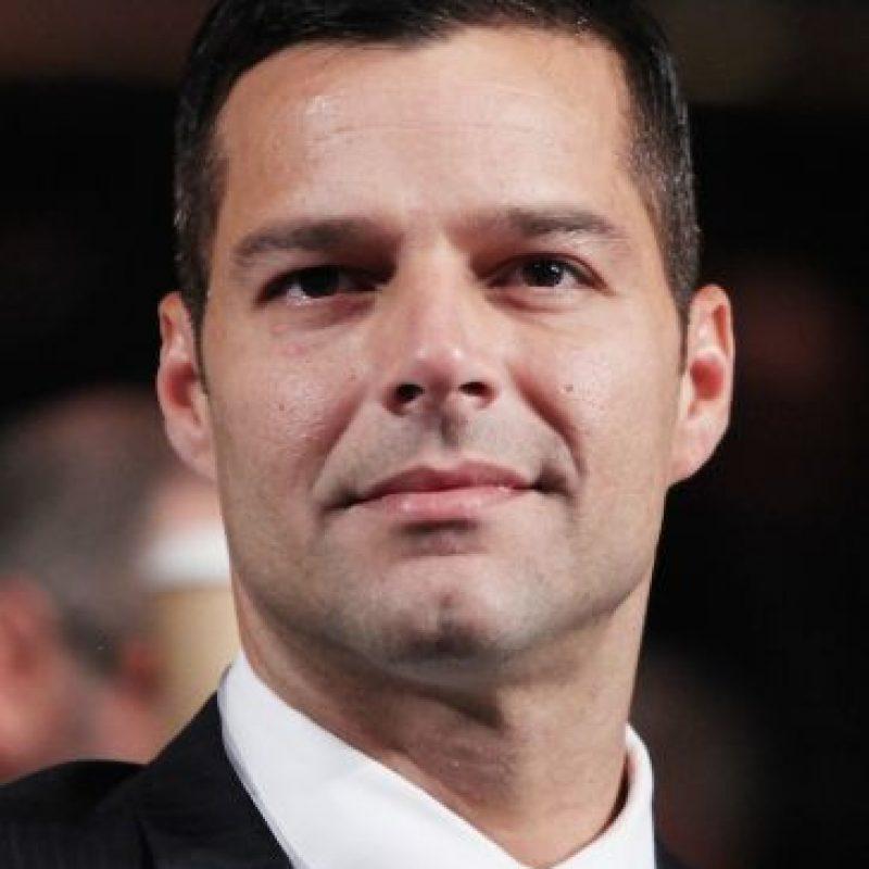 """En marzo de 2010, por medio de un comunicado a la revista """"People en Español, el boricua declaró: """"hoy acepto mi homosexualidad"""". Foto:Getty Images"""