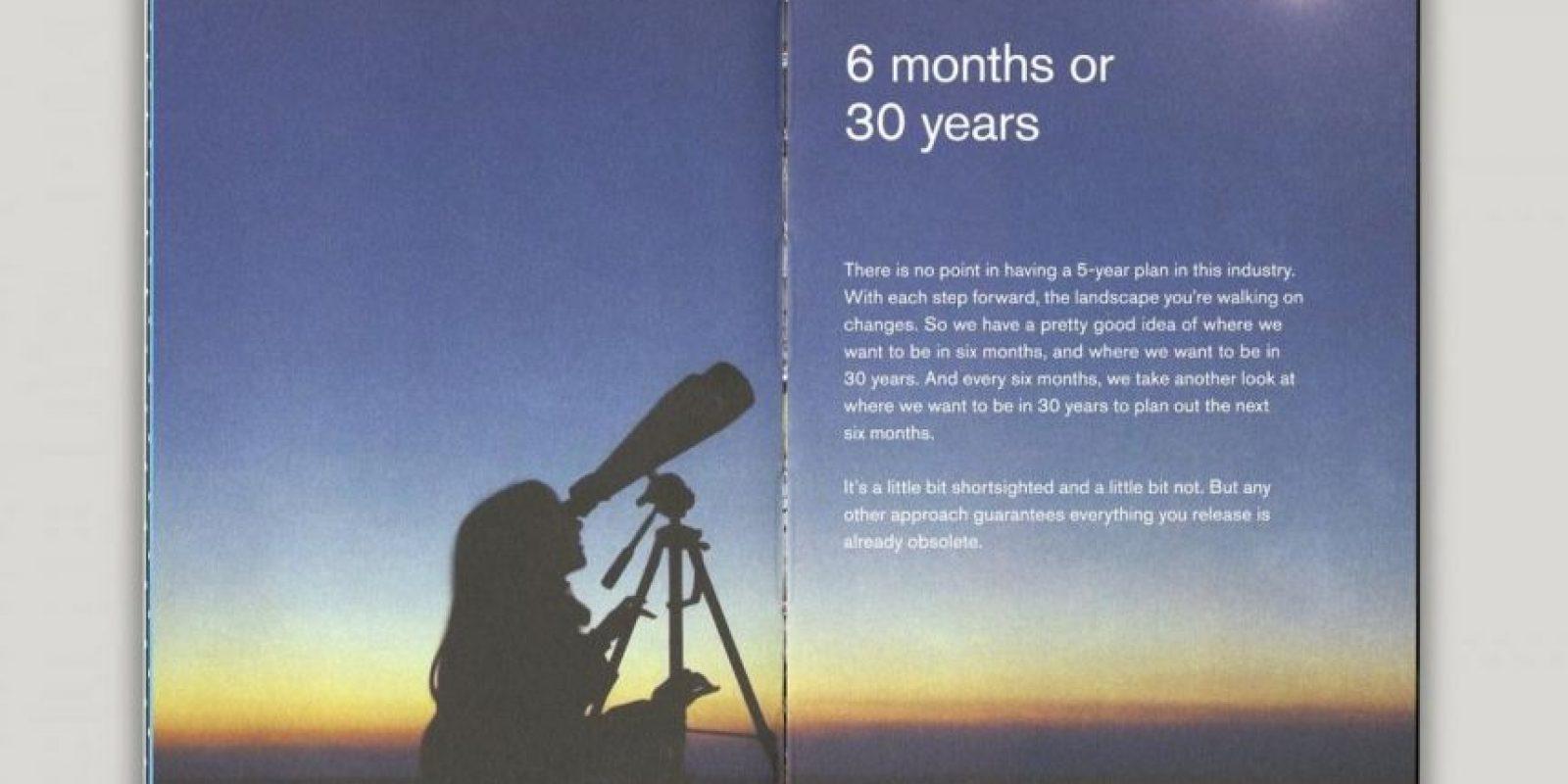 Seis meses o 30 años. Foto:officeofbenbarry.com