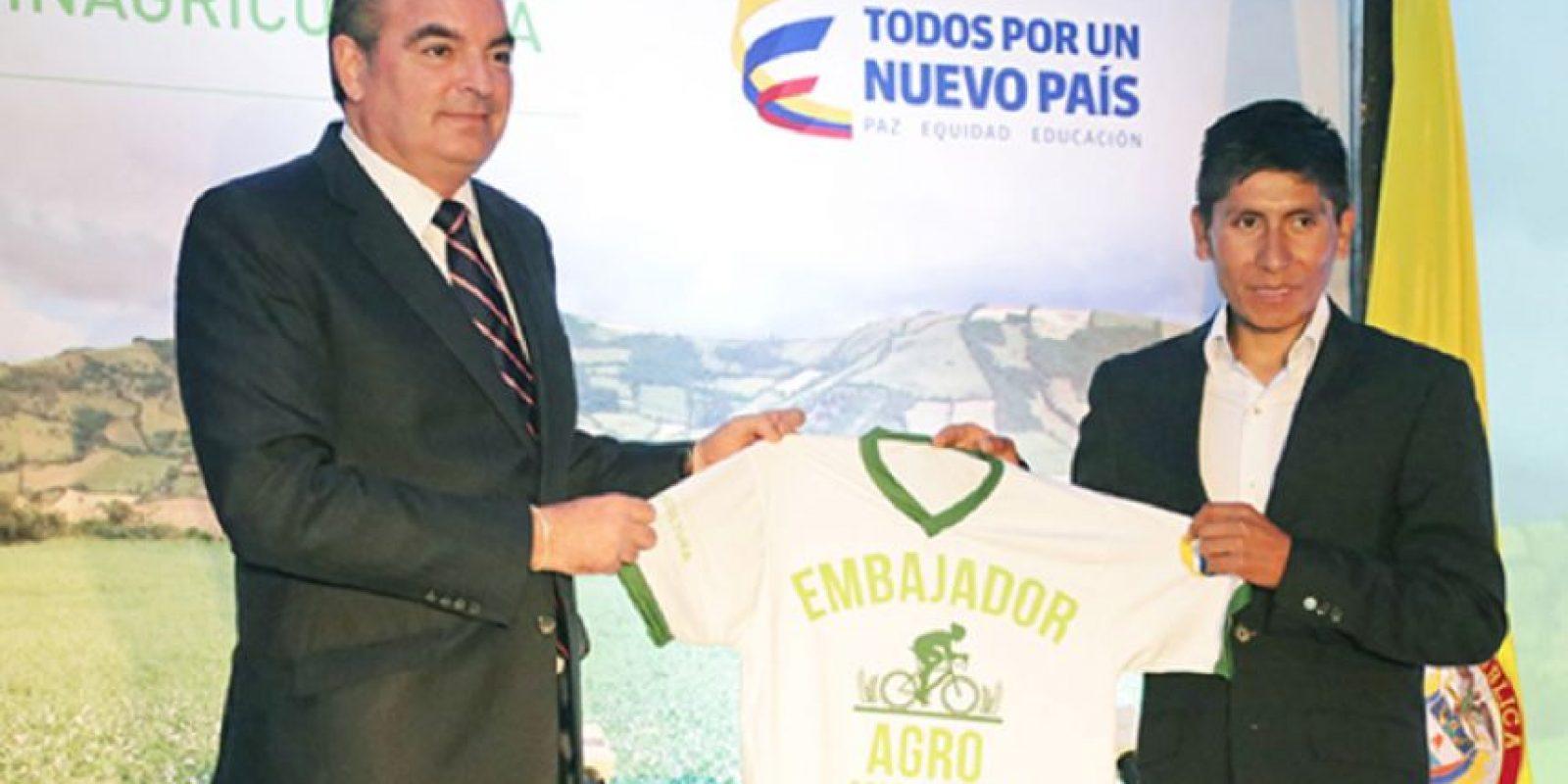 Foto:Cortesía Página del Ministerio de Agricultura