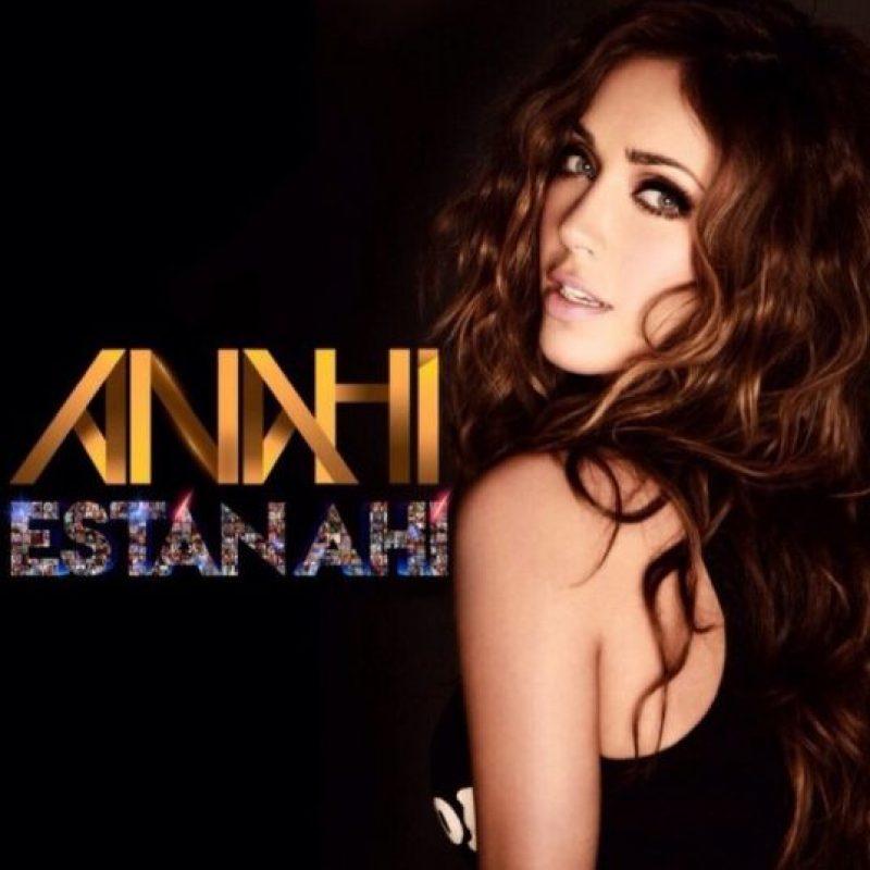 """""""Están Ahí"""" es el nombre de la canción que la cantante publicó en sus redes sociales Foto:Instagram/Anahi"""
