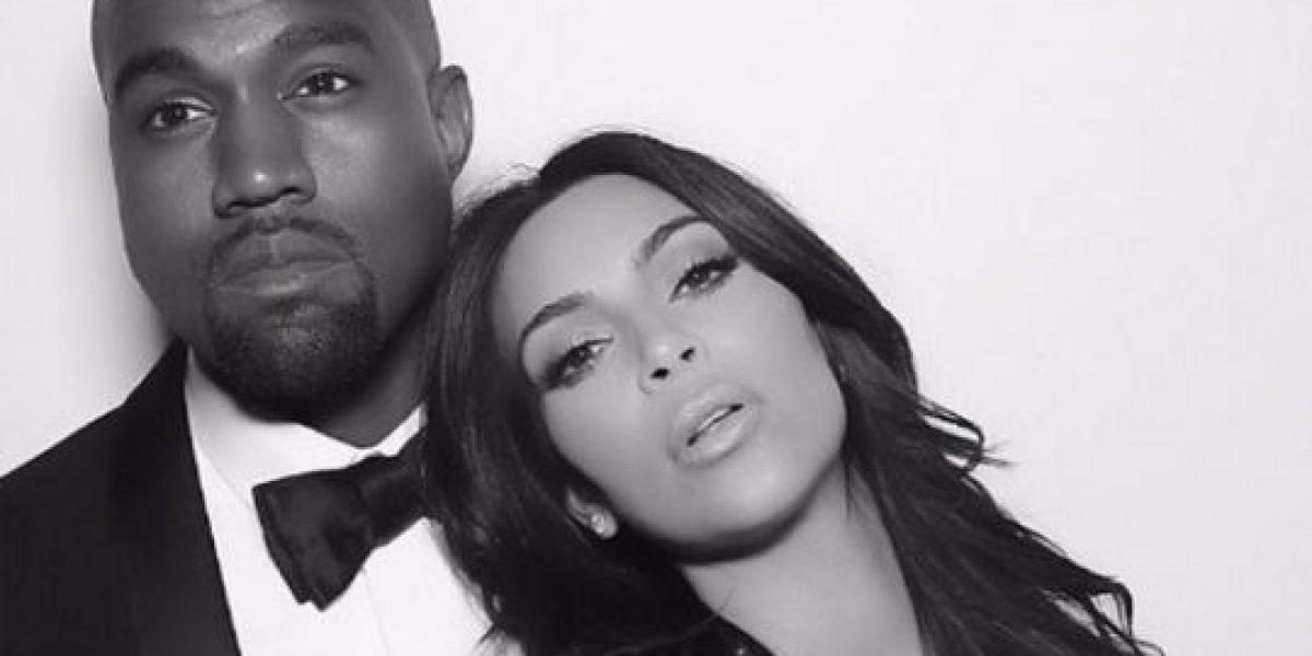 Kanye West le dedicó unas emotivas palabras a Kim Kardashian