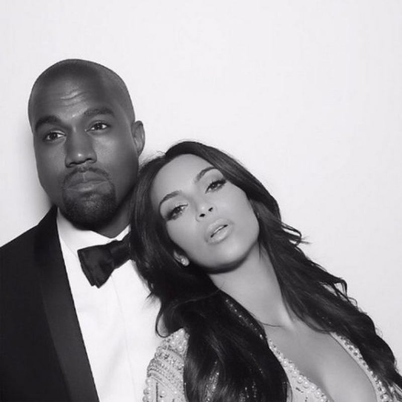 El 24 de mayo, Kim Kardashian y Kanye West celebraron su boda. Foto:Instagram/KimKardashian