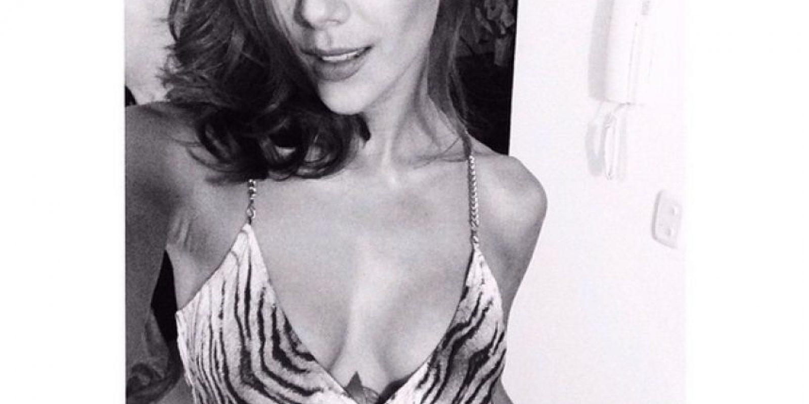 Pasó de ser una tierna chica a convertirse en una bomba sexi. Foto:Instagram Greeicy Rendón
