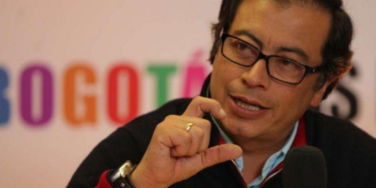 Contraloría sancionó a Gustavo Petro por decisiones que tomó con TransMilenio