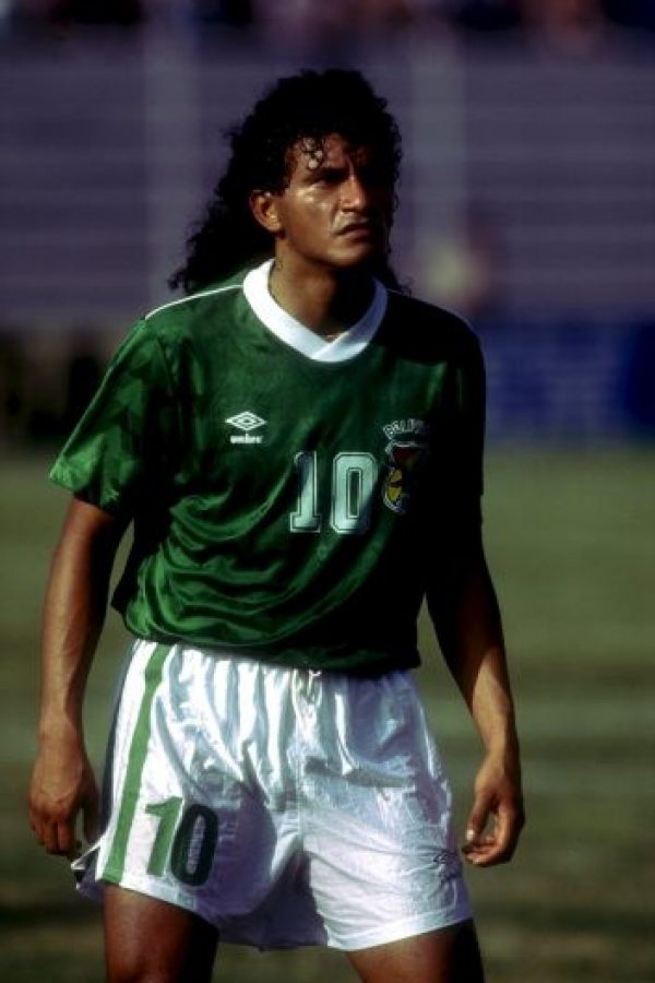 10. Marco Etcheverry (Bolivia) Foto: Getty Images