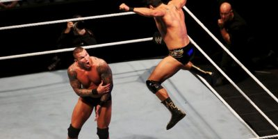 Su técnica especial es el RKO. Foto:Getty Images
