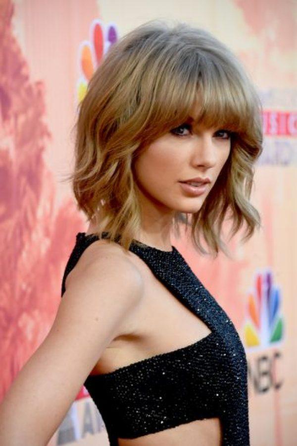 "Swift actualmente promociona su sencillo ""Bad Blood"". Foto:Getty Images"