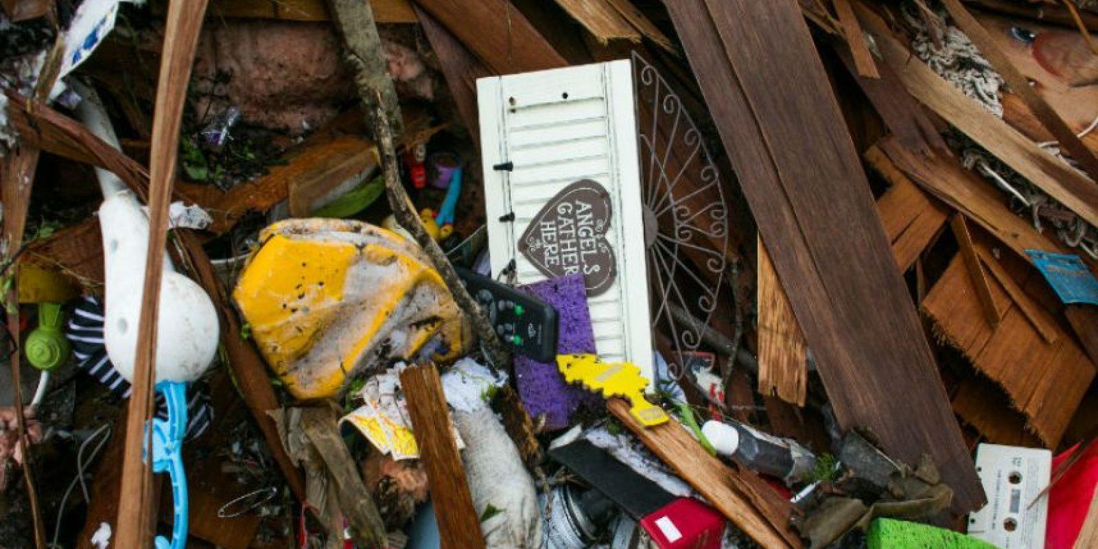 Dos personas murieron debido a las inundaciones en Houston, Texas. Foto:Getty Images
