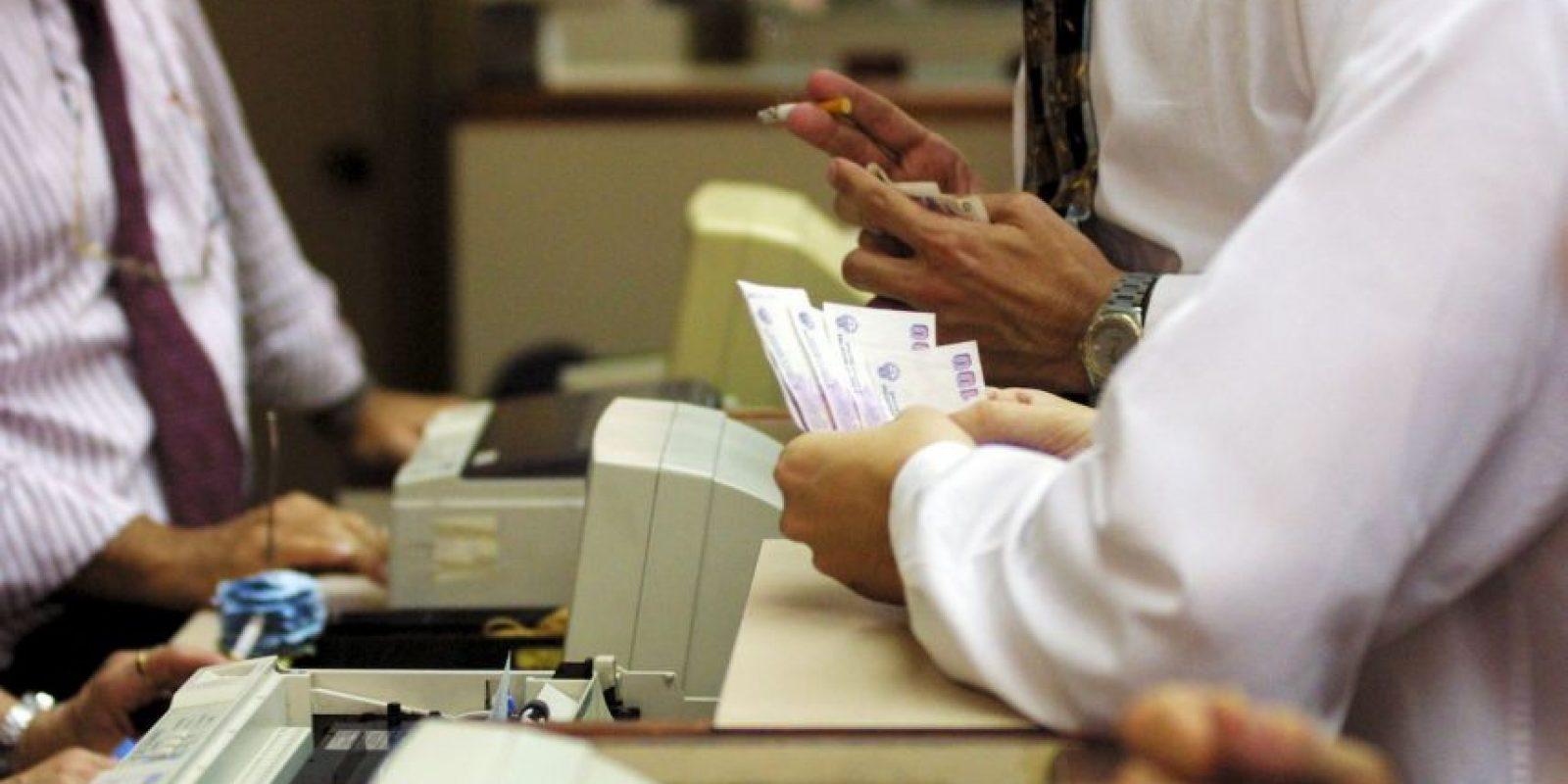Hoy inicia el paro de 48 horas en los bancos argentinos. Foto:Getty Images