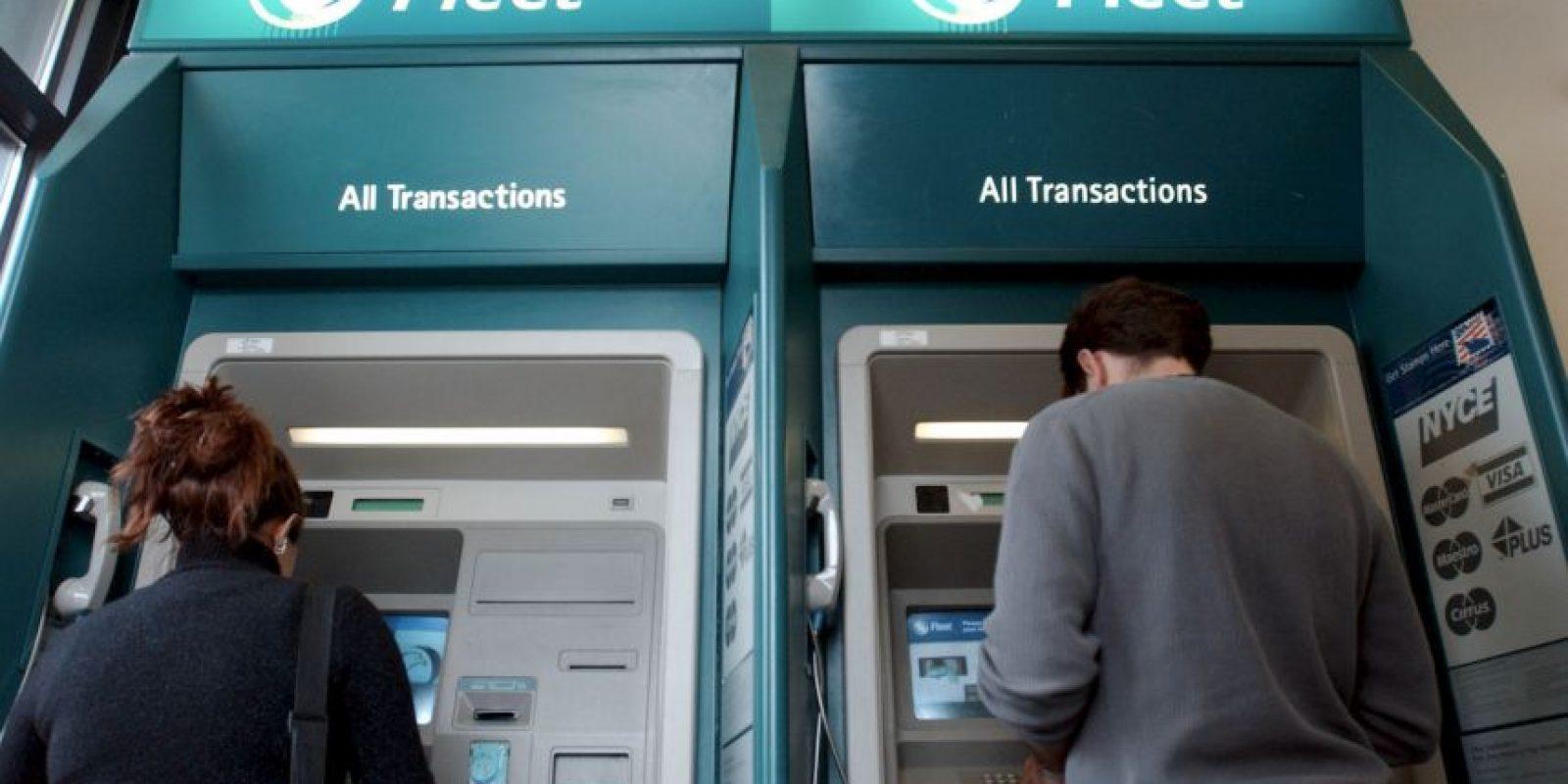 Probablemente los cajeros de la nación se queden sin dinero, ya que el paro será sin interrupciones. Foto:Getty Images