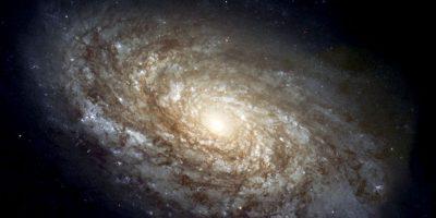 La luz de la galaxia tuvo que viajar 12 mil 500 millones de años para llegar a la tierra. Foto:Getty Images
