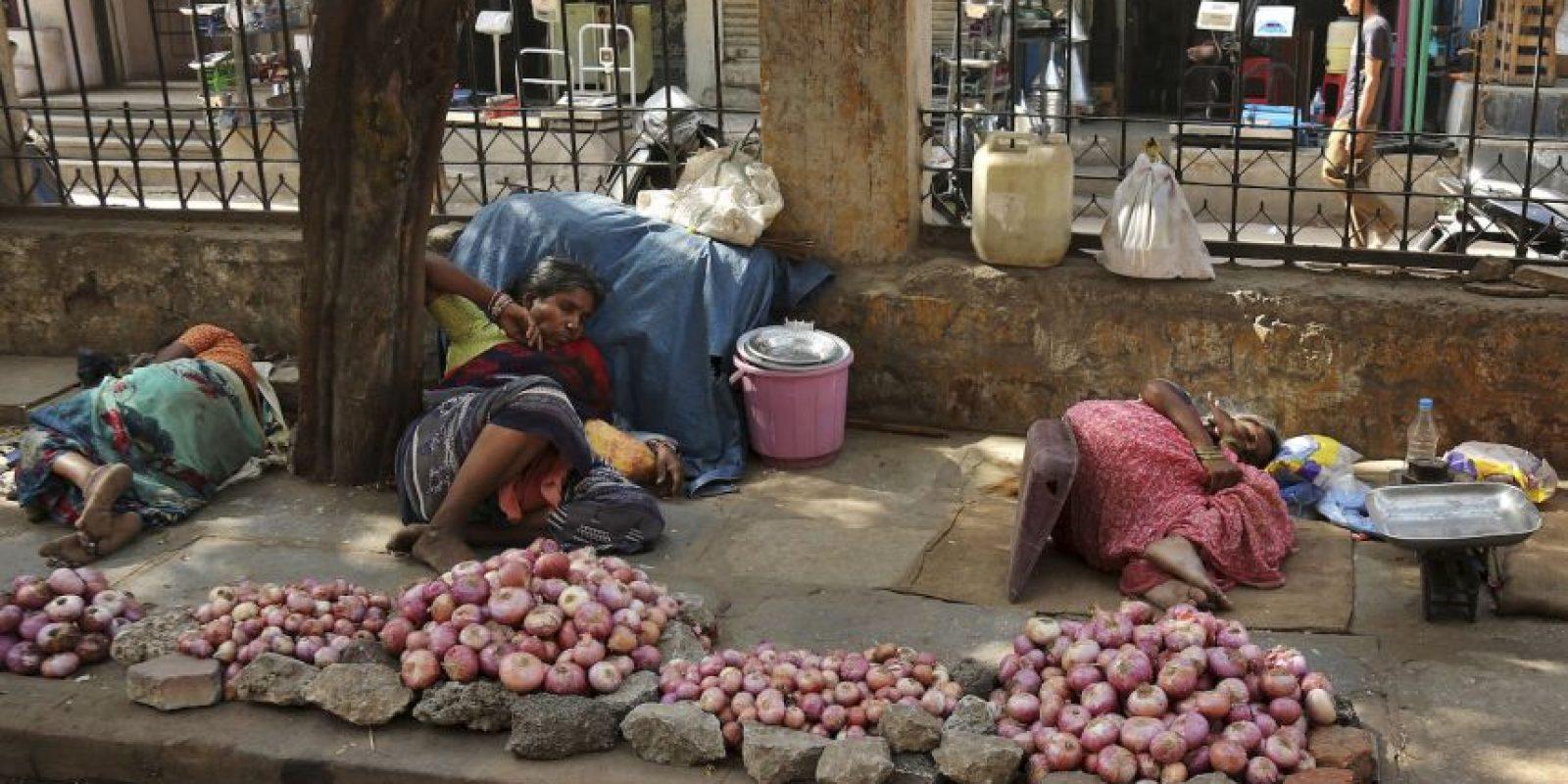 La mayoría de las muertes se registraron a causa de insolación y deshidratación extrema. Foto:AP