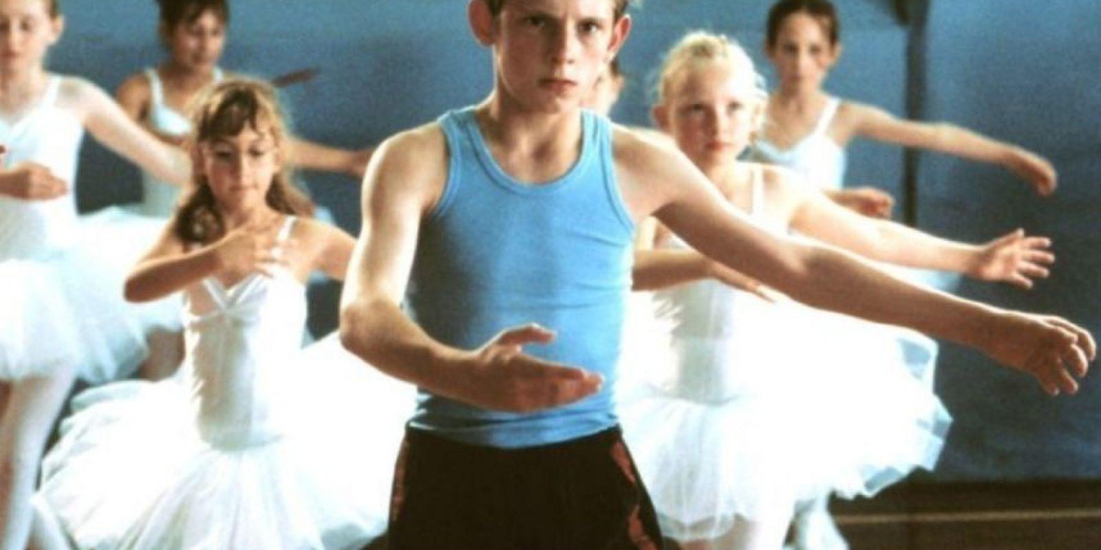 """Jamie Bell se hizo conocido por interpretar al joven bailarín """"Billy Elliot"""". Foto:vía BBC"""