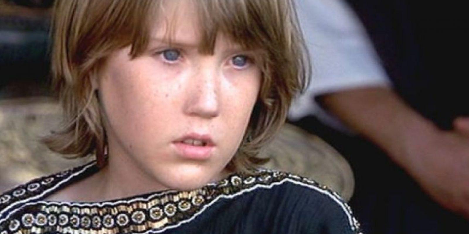 """Spencer Treat Clark era el pequeño """"Lucio"""" en """"Gladiador"""". Foto:vía Dreamworks"""