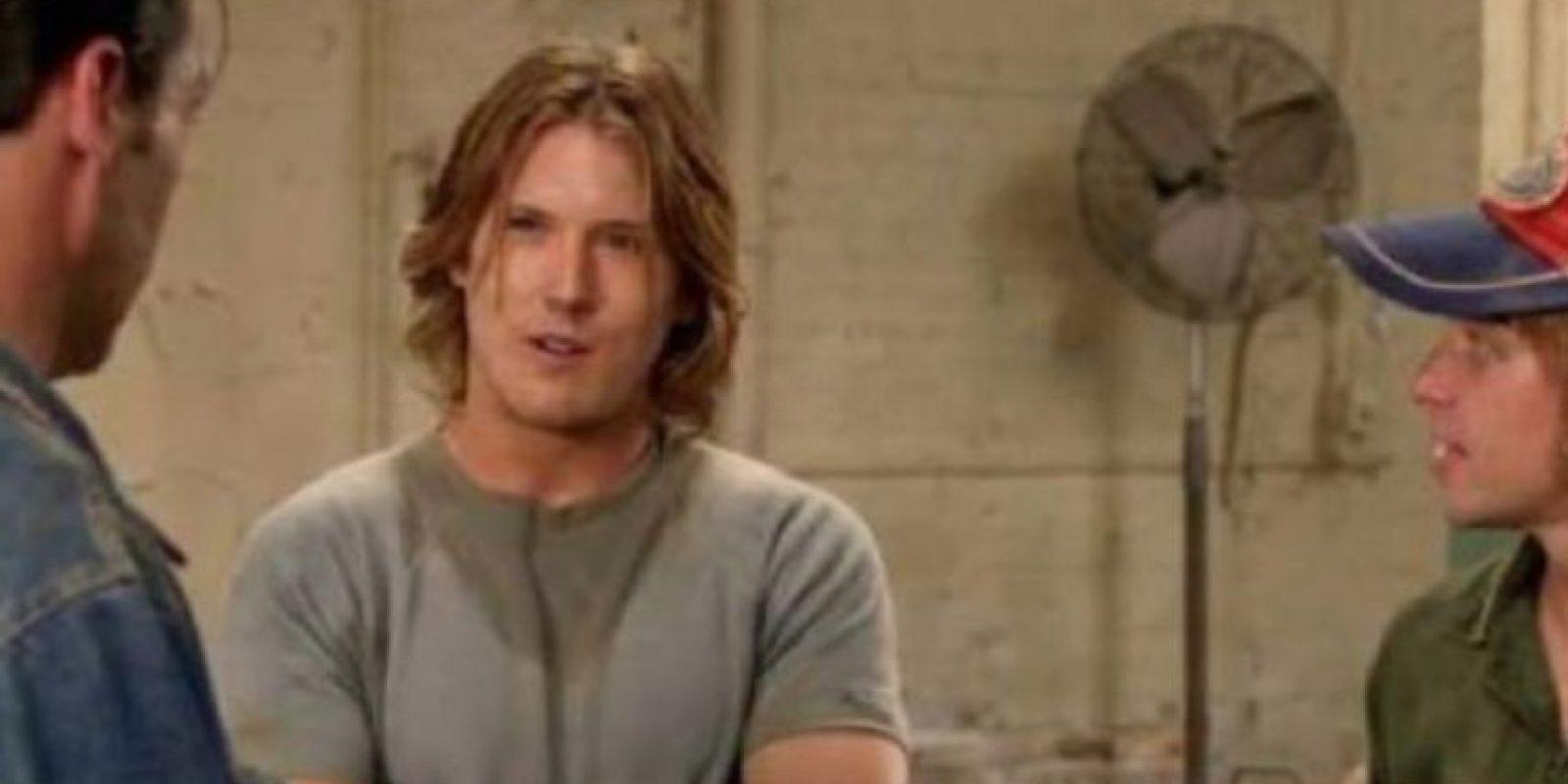 "Ahora apareció en ""Mad Men"". Foto:vía AMC"