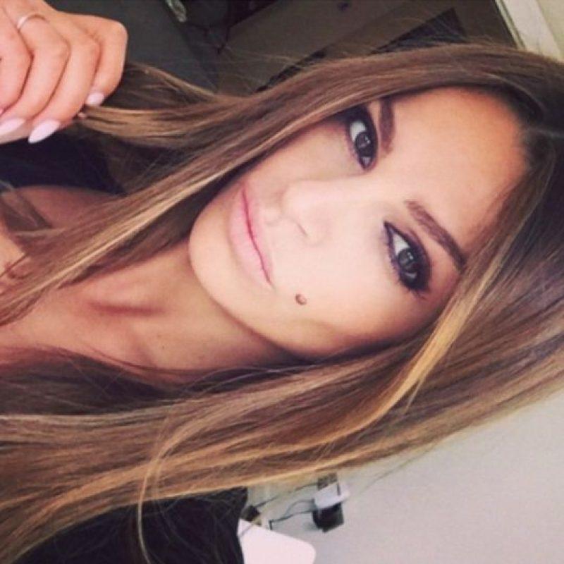 Misse Beqiri es una modelo sueca que es la sensación en Inglaterra. Foto:Vía instagram.com/missebeqiri